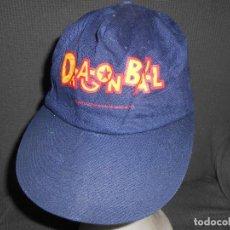 Cómics: GORRA DRAGON BALL AÑO 1989. Lote 117063467