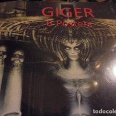 Cómics: 6 POSTER TASCHEN POSTERBOOK / H R GIGER - PRECINTADO - ENVIO GRATIS - EN ESPAÑOL ITALIANO PORTUGUES. Lote 117456895