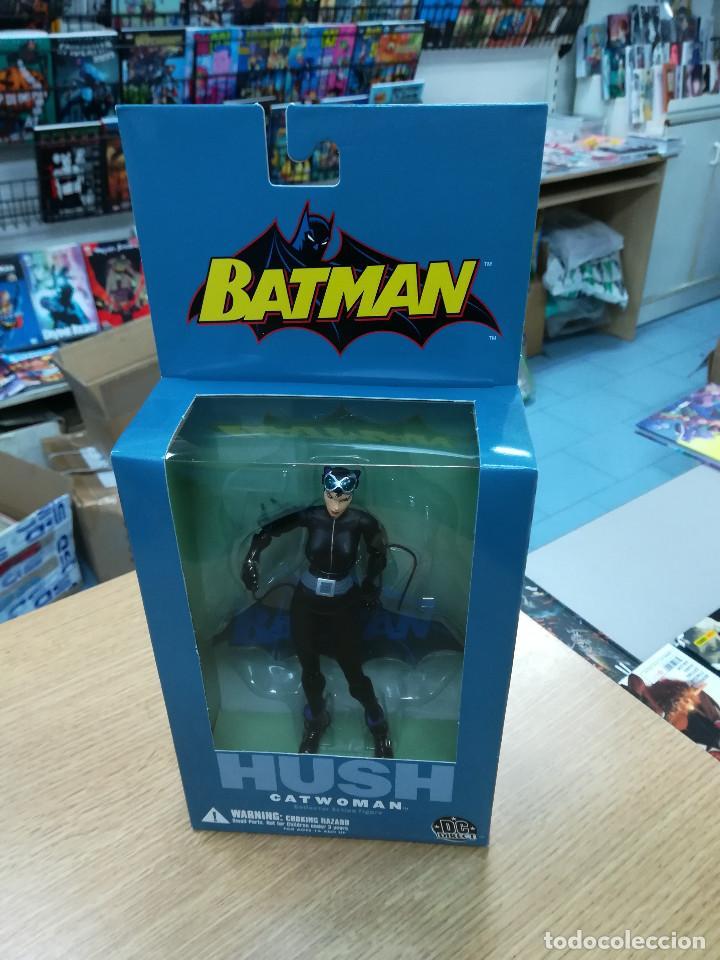 CATWOMAN (BATMAN HUSH SERIE 2) ACTION FIGURE (DC DIRECT) (Tebeos y Comics - Comics Merchandising)