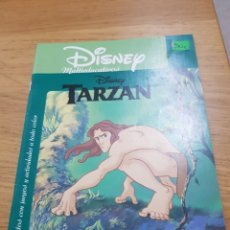 Cómics: DISNEY CUENTO TARZAN MULTIEDUCATIVOS. Lote 118302012