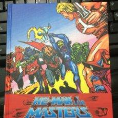 Cómics: HE-MAN Y LOS MASTERS DEL UNIVERSO COLECCIÓN DE MINICOMICS 1. ECC EDICIONES. Lote 121733438