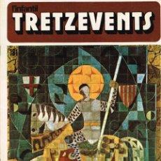 Cómics: TRETZEVENTS Nº 181.REVISTA CATALANA.. Lote 121987979