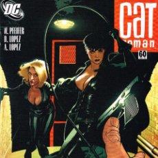 Cómics: CAT WOMAN 1 YEAR LATER.Nº 60.ORIGINAL.DC CÓMICS,. Lote 122590747
