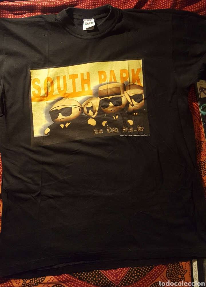 Cómics: Camiseta - South Park - Reservoir Dogs - Foto 2 - 123319326
