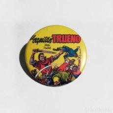 Cómics: EL CAPITÁN TRUENO - IMÁN NEVERA 59MM. Lote 195496941