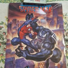 Cómics: SPIDER- MAN VENOM POSTER #132 - ORIGINAL AMERICANO - DE 1993 -86 X 56 CM-PERFECTO ESTADO - SPIDERMAN. Lote 127750931