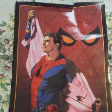 Cómics: JOE JUSKO - SPIDER-MAN POSTER V - ORIGINAL AMERICANO - DE 1989 - 86 X 56 CM. - SPIDERMAN. Lote 127751051