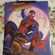 Cómics: GREG HILDEBRANT - THE AMAZING SPIDER-MAN POSTER - ORIGINAL DE 1991 #2759 ORIGINAL AMERICANO OSP PUBL. Lote 127751667