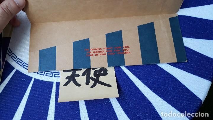 Cómics: sylvester stallone rambo ROCKY IV JAPAN MEMORABILIA - Foto 2 - 128186083