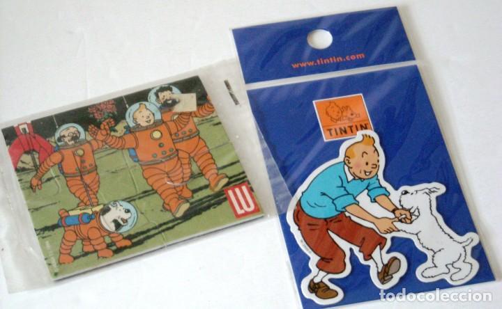 TINTIN - IMANES (Tebeos y Comics - Comics Merchandising)