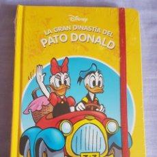 Cómics: AGENDA LA GRAN DINASTÍA DEL PATO DONALD. Lote 132612154