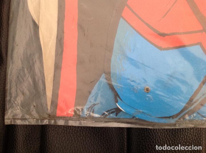 Cómics: Muy difícil Superman articulado en cartoné 1,60 cm año 1979 Ediciones Polen Romagosa - Foto 9 - 133283042