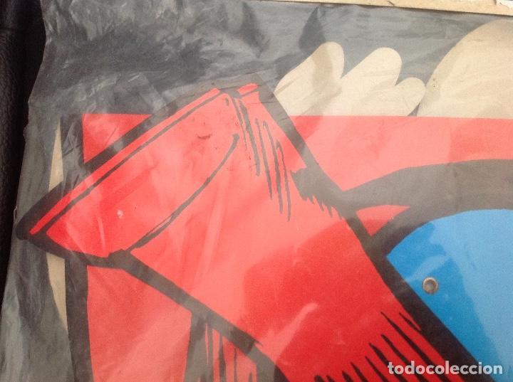 Cómics: Muy difícil Superman articulado en cartoné 1,60 cm año 1979 Ediciones Polen Romagosa - Foto 13 - 133283042