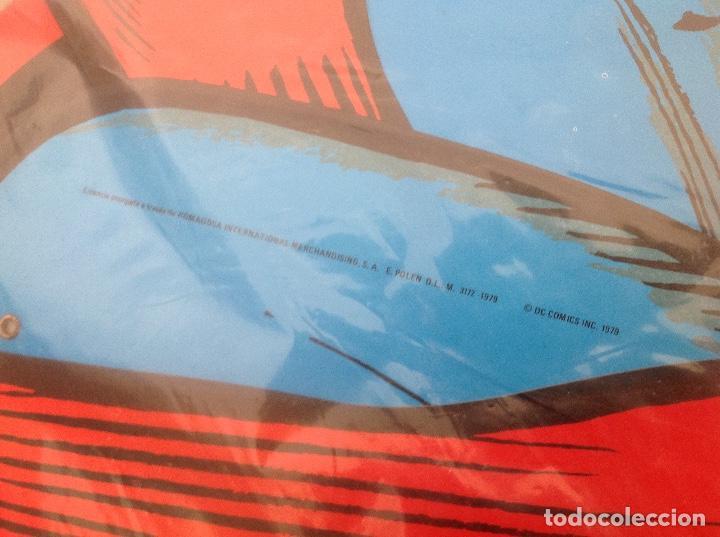 Cómics: Muy difícil Superman articulado en cartoné 1,60 cm año 1979 Ediciones Polen Romagosa - Foto 14 - 133283042
