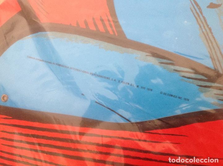 Cómics: Muy difícil Superman articulado en cartoné 1,60 cm año 1979 Ediciones Polen Romagosa - Foto 15 - 133283042