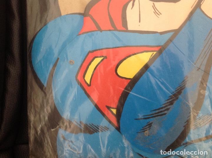 Cómics: Muy difícil Superman articulado en cartoné 1,60 cm año 1979 Ediciones Polen Romagosa - Foto 18 - 133283042