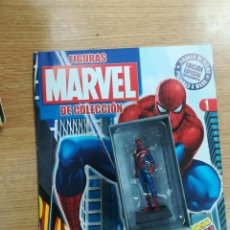 Cómics: FIGURAS MARVEL DE COLECCION #1 SPIDERMAN. Lote 152560674