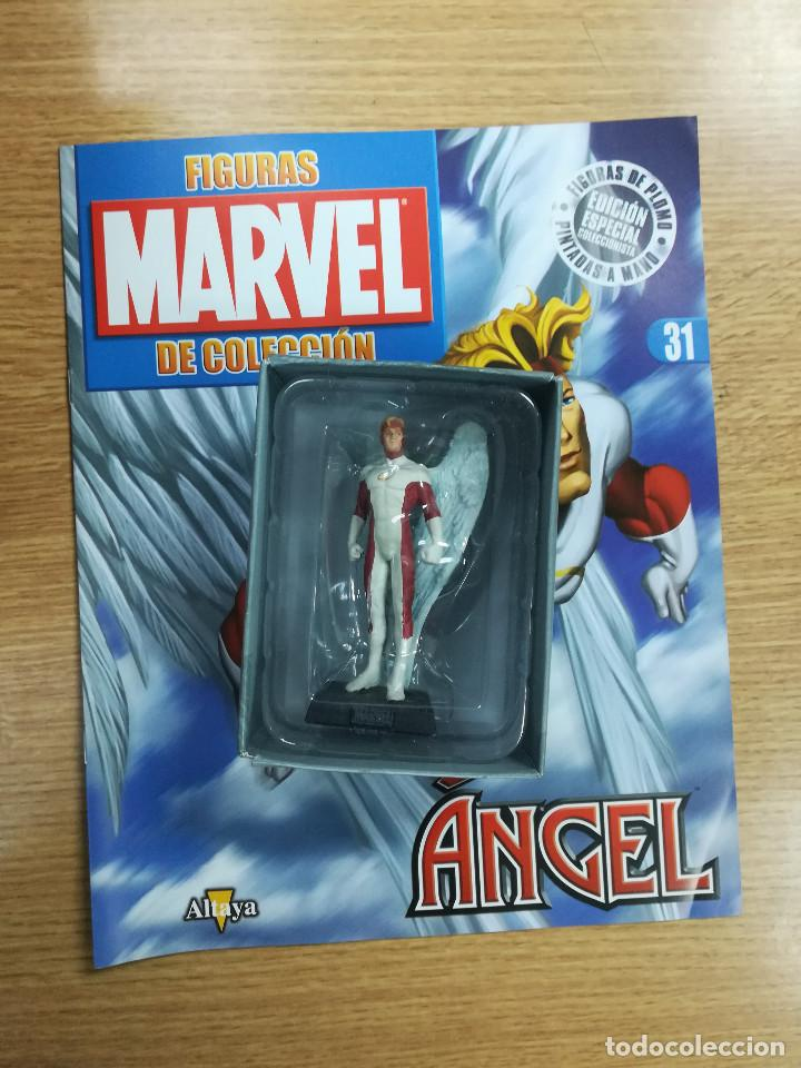 Cómics: FIGURAS MARVEL DE COLECCION #31 ANGEL - Foto 1 - 133533898