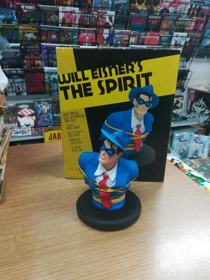 WILL EISNER THE SPIRIT (DC DIRECT - CLASSIC MINI-BUSTS) (Tebeos y Comics - Comics Merchandising)