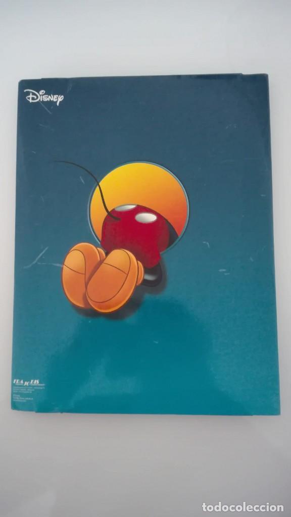 Cómics: CARPETA MICKEY MOUSE WALT DISNEY - Foto 2 - 136387010