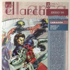 Cómics: EL ARCA 10 1998 BOLETÍN NORMATIVO DE DIRAC DISTRIBUCIONES. Lote 139635302