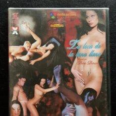 Cómics: DVD LA LOCA DE LA LUNA LLENA. 2005. PRECINTADO.. Lote 139818378