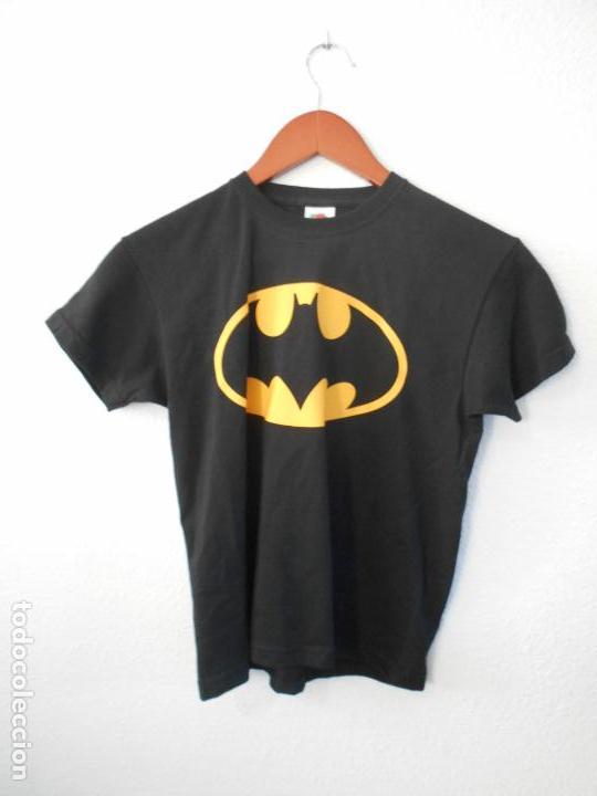 acdf46b72 camiseta batman niño - talla 7-8 años - 100% al - Comprar ...