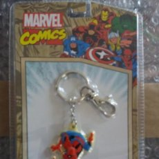Cómics: MARVEL COMICS LLAVERO OFICIAL SPIDERMAN. Lote 143150022