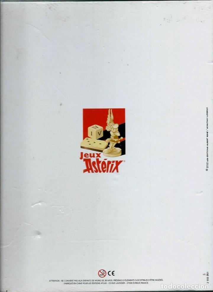 Cómics: JEUX DE CARTES ASTERIX LEGIONNAIRE - EDITIONS ALBERT RENE 2012, JUEGO DE CARTAS EN FRANCES - Foto 3 - 147736714