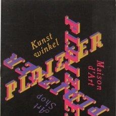 Cómics: EVER MEULEN, JOOST SWARTE. CATÁLOGO PLAIZIER, BRUSELAS 1987. Lote 172941982