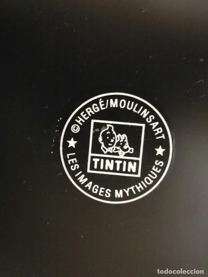 Comics: Figura Moulinsart Tintin tiburon submarino - Foto 6 - 149982900