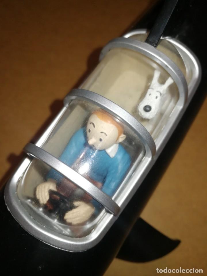Comics: Figura Moulinsart Tintin tiburon submarino - Foto 7 - 149982900