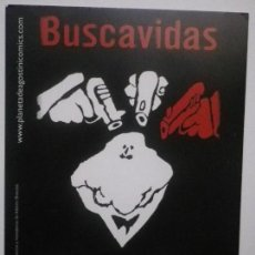 Cómics: POSTAL PLANETA D'AGOSTINI COMICS BUSCAVIDAS. Lote 150535482