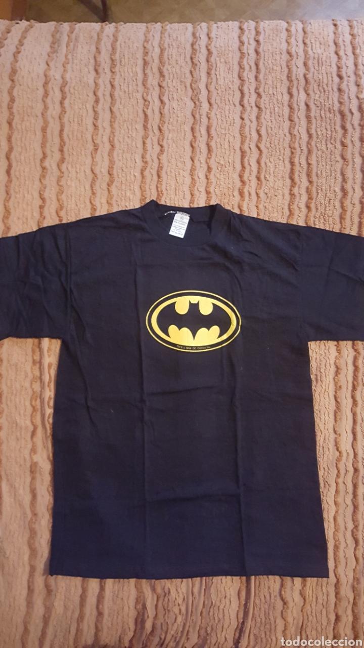 CAMISETA - BATMAN - PROMOCIONAL DE COCA-COLA - TALLA XL (Tebeos y Comics - Comics Merchandising)