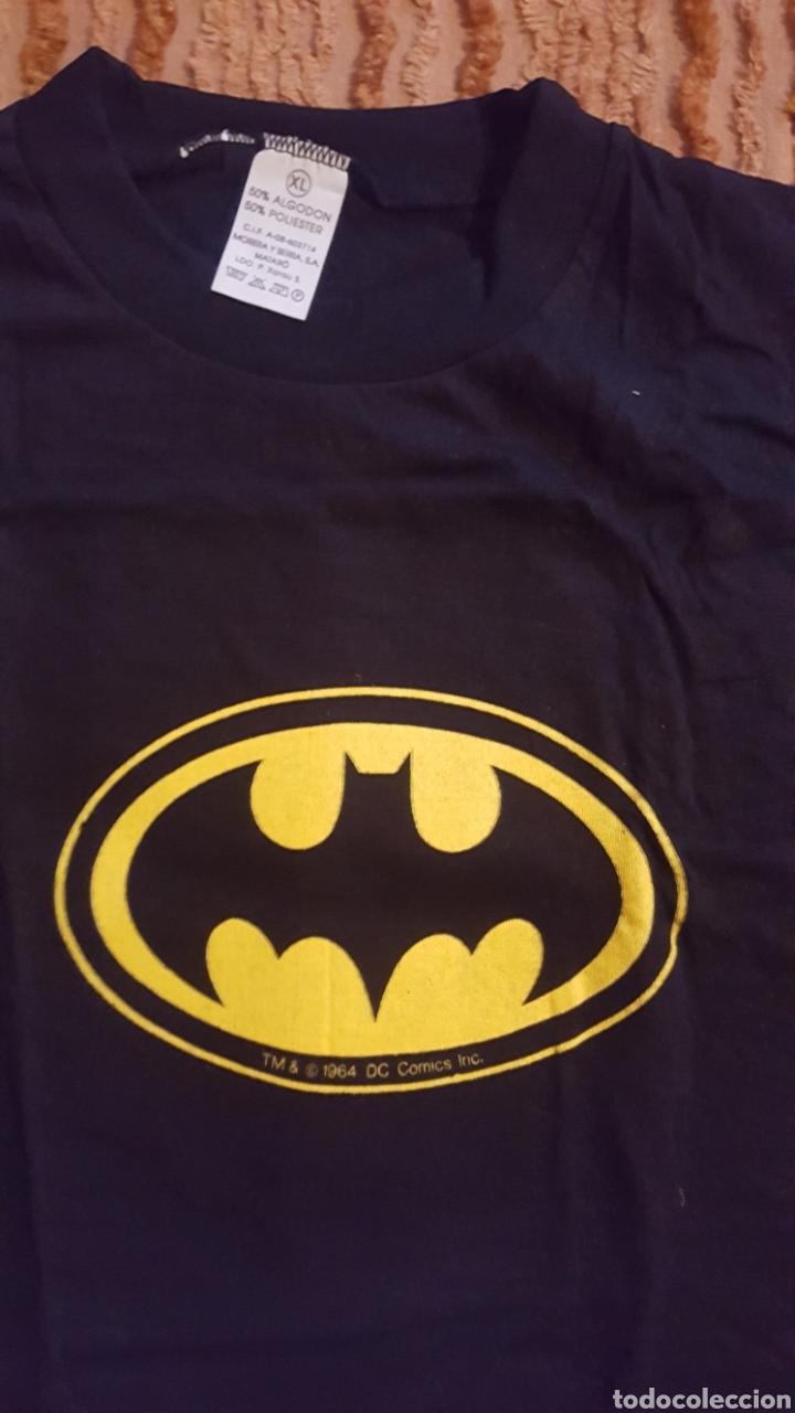 Cómics: Camiseta - Batman - Promocional de Coca-Cola - Talla XL - Foto 2 - 151085349