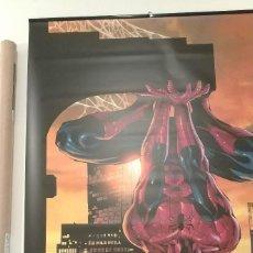 Cómics: POSTER SPIDERMAN POR MIKE DEODATO (DREAM COLOUR) 70X100. Lote 151764226