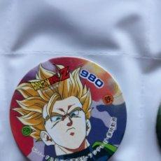 Cómics: DRAGON BALL TAZO JAPONES CAP POG . Lote 156995854