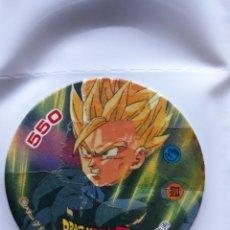 Cómics: DRAGON BALL TAZO JAPONES CAP POG . Lote 156995878