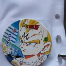 Cómics: DRAGON BALL TAZO JAPONES CAP POG . Lote 156995886