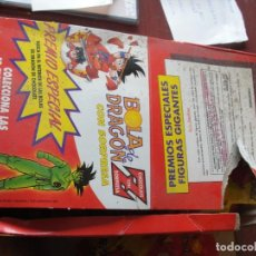 Cómics: CAJA DRAGON BALL Z COMANSI - ENVIO CERTIFICADO GRATIS. Lote 164746548
