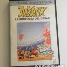 Cómics - DVD PELÍCULA REMAST. LA SORPRESA DEL CÉSAR GOSCINNY UDERZO DIBUJOS ANIMADOS ASTÉRIX OBÉLIX -NO CÓMIC - 161611450