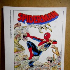 Cómics: POSTAL SPIDERMAN HOOKY ( FORUM ). Lote 164444490