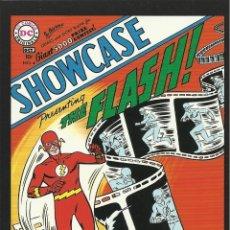 Comics - postal portada DC COMICS CLASICOS- Nº 4 SHOWCASE FLASH - 168386806