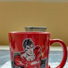 Cómics: TAZA SUPERMAN. Lote 171029999