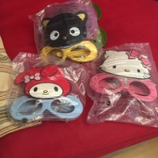 Cómics: HELLO KITTY GAFAS MÁSCARAS MCDONALDS. Lote 171264854