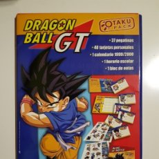 Cómics: DRAGON BALL GT OTAKU PACK 1999 NORMA EDITORIAL. Lote 174996339