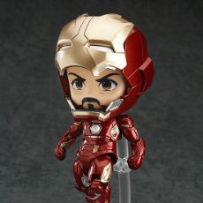 Cómics: NENDOROID 545.IRON MAN MARK 45: HERO'S EDITION.GOOD SMILE.JAPÓN.100% ORIGINAL.VENGADORES.. Lote 175639539