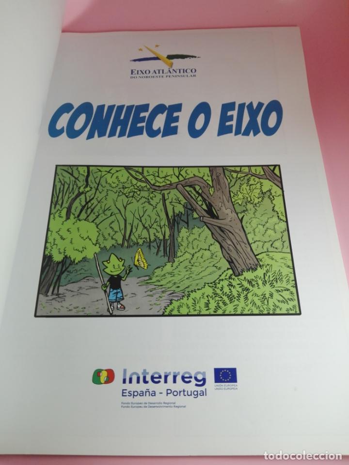 Cómics: COMIC-2 PAISES.1 DESTINO-COÑECE O EIXO-2019-VER FOTOS - Foto 5 - 176028405