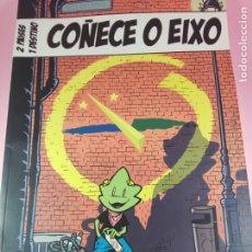 Cómics: COMIC-2 PAISES.1 DESTINO-COÑECE O EIXO-2019-VER FOTOS. Lote 176028405