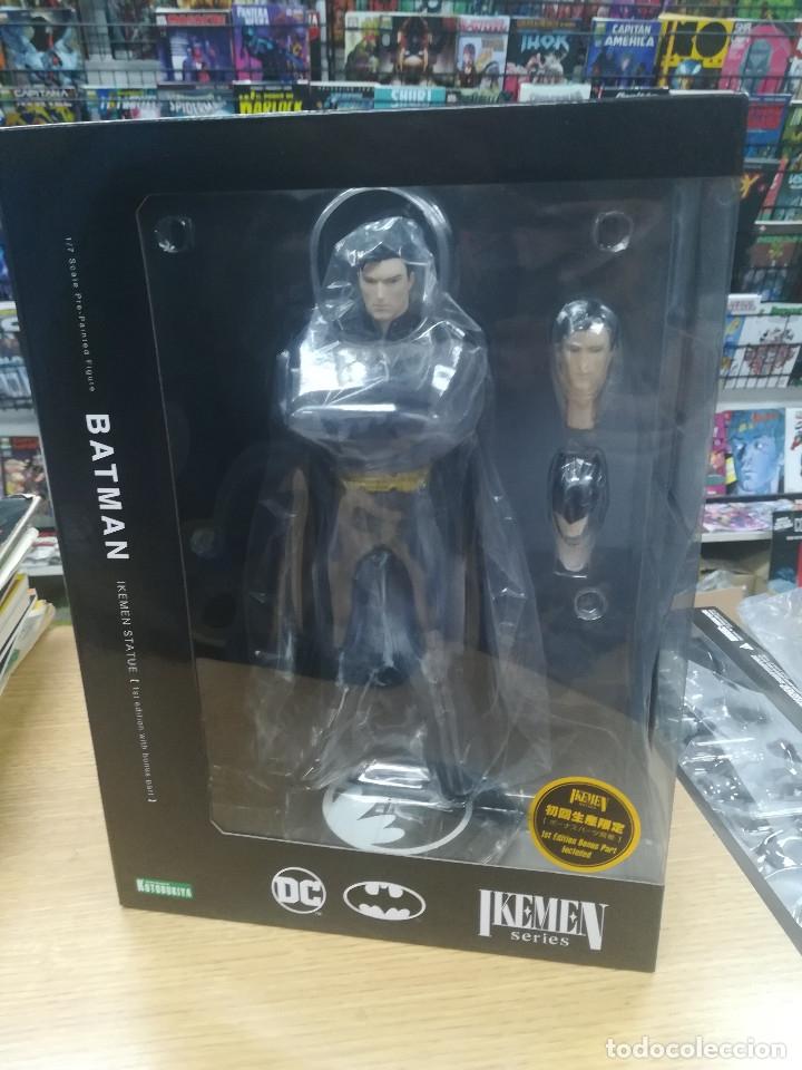 BATMAN ESTATUA 28 CM DC COMICS IKEMEN SERIES (Tebeos y Comics - Comics Merchandising)